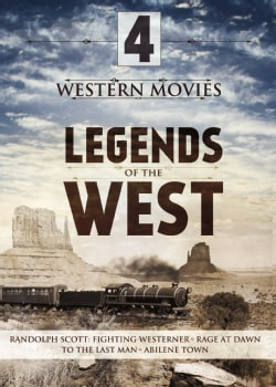 4-Movie Legends of the West: Vol. 1 (DVD)