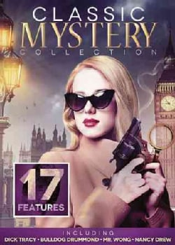 Classic Mystery Collection (DVD)