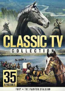 Classic TV Collection: Fury & The Painted Stallion (DVD)