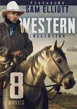 8-Movie Western Collection Featuring Sam Elliott (DVD)
