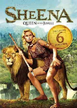 Sheena Queen of the Jungle (Includes 6 Features)