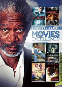 6 Film Collection: Movies of Excellence: Morgan Freeman: Vol. 2