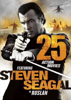 25 Action Movies Featuring Steven Seagal in Ruslan