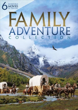Family Adventure Collection: 6 Incredible Movies of Survival