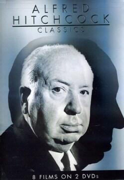 Alfred Hitchcock Classics Vol. 1 (DVD)