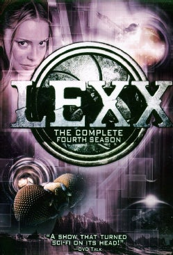 Lexx: The Complete Fourth Season (DVD)