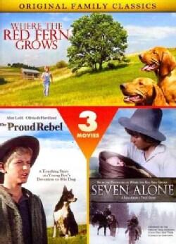 3-Film Original Family Classics (DVD)