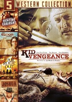 5-Movie Western Collection (DVD)