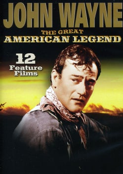 John Wayne: The Great American Legend (DVD)
