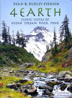4 Earth: Scenic Vistas of Ocean, Stream, River, Pond (DVD)