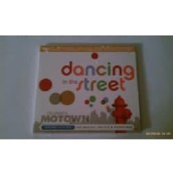 Various - Dancing in the Street: Celebrate Motown