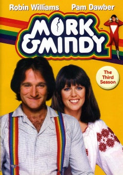 Mork & Mindy: The Complete Third Season (DVD)