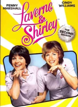 Laverne & Shirley: The Complete Second Season (DVD)