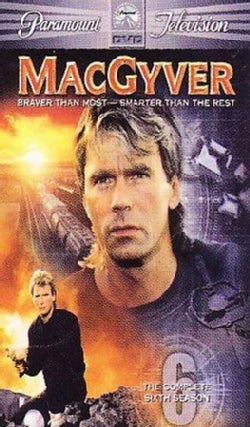 MacGyver: The Complete Sixth Season (DVD)