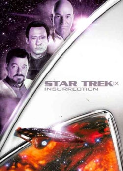 Star Trek IX: Insurrection (DVD)