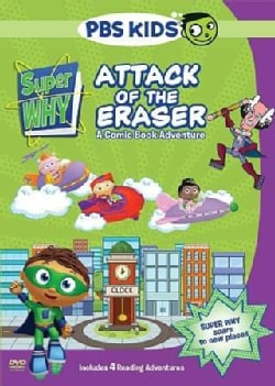 Super Why!: Attack Of The Eraser (DVD)