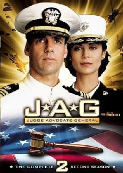 JAG: The Second Season (DVD)