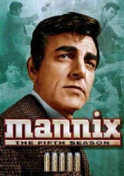 Mannix: The Fifth Season (DVD)