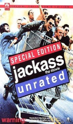 Jackass the Movie Special Collectors Edition (DVD)