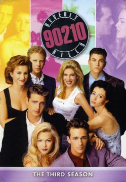 Beverly Hills, 90210: The Third Season (DVD)