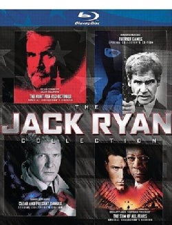 The Jack Ryan Special Edition Collection (Blu-ray Disc)