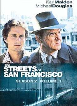 The Streets Of San Francisco: Season 2 Vol. 1 (DVD)