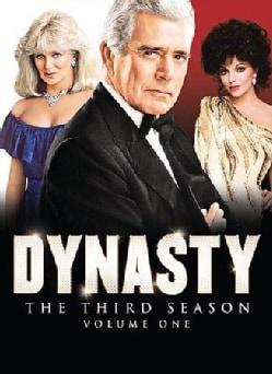 Dynasty: Season 3 Vol. 1 (DVD)