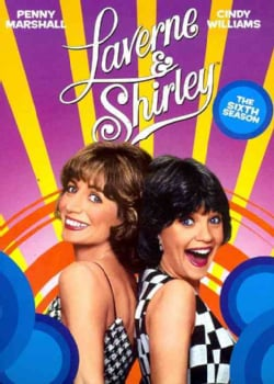 Laverne & Shirley: The Complete Sixth Season (DVD)