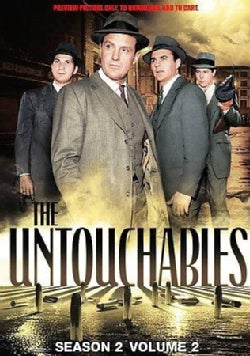 The Untouchables: Season Two Vol. 2 (DVD)