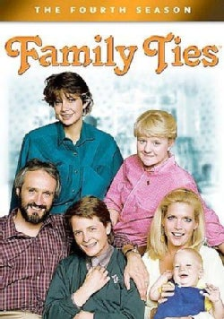 Family Ties: The Fourth Season (DVD)