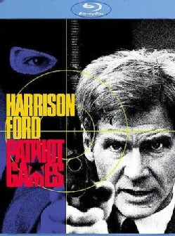 Patriot Games (Blu-ray Disc)