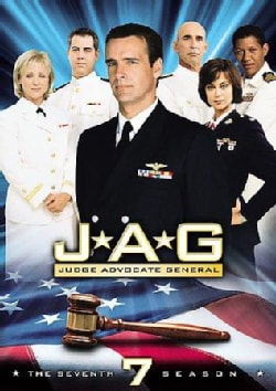 JAG: The Seventh Season (DVD)