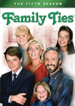 Family Ties: The Fifth Season (DVD)