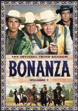 Bonanza: The Official Third Season Vol. 1 (DVD)