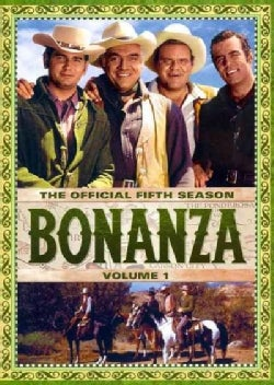 Bonanza: The Official Fifth Season Vol. 1 (DVD)