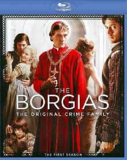 The Borgias: The First Season (Blu-ray Disc)