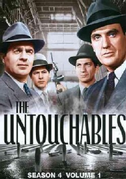 The Untouchables: Season Four Vol. 1 (DVD)