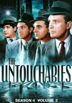 The Untouchables: Season Four Vol. 2 (DVD)
