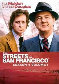 The Streets Of San Francisco: Season 4 Vol. 1 (DVD)