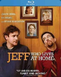 Jeff Who Lives At Home (Blu-ray Disc)