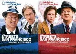 The Streets Of San Francisco: Season 4 (DVD)