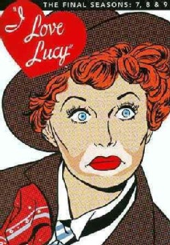 I Love Lucy: The Final 7th, 8th & 9th Season (DVD)