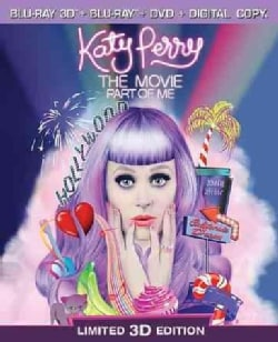 Katy Perry The Movie: Part Of Me 3D (Blu-ray/DVD)