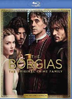 The Borgias: The Second Season (Blu-ray Disc)
