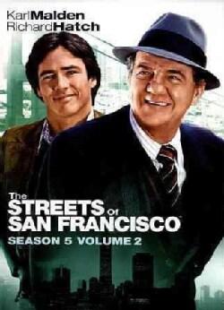 The Streets Of San Francisco: Season 5 Vol. 2 (DVD)