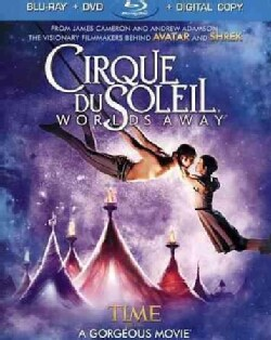 Cirque du Soleil: Worlds Away (Blu-ray/DVD)