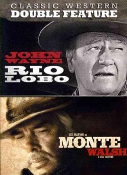 Rio Lobo/Monte Walsh (DVD)