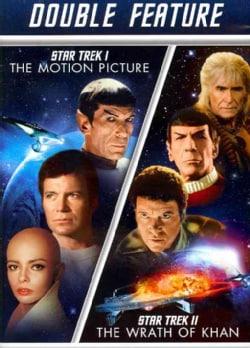 Star Trek I: The Motion Picture/Star Trek II: The Wrath Of Khan (DVD)