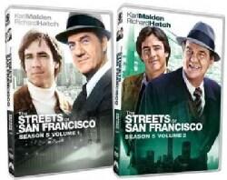 The Streets Of San Francisco: Season 5 (DVD)