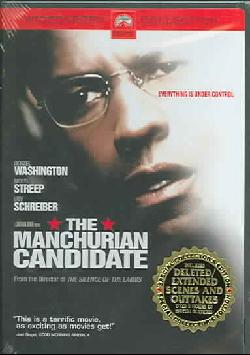 The Manchurian Candidate Special Collector's Edition (DVD)